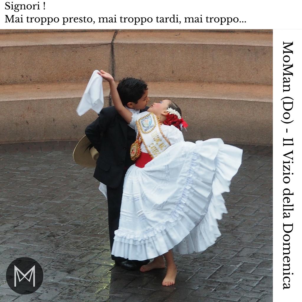 2016.04.24   MoMan (Do)   Il Vizio Della Domenica
